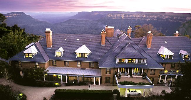 Lilianfels Blue Mountains Resort and Spa