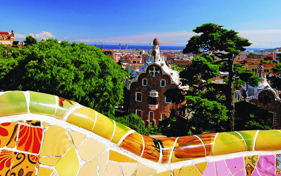 Visit Barcelona with Silversea