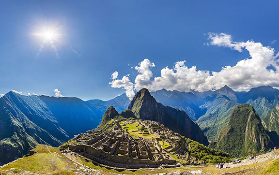 See Machu Picchu with Abercrombie and Kent