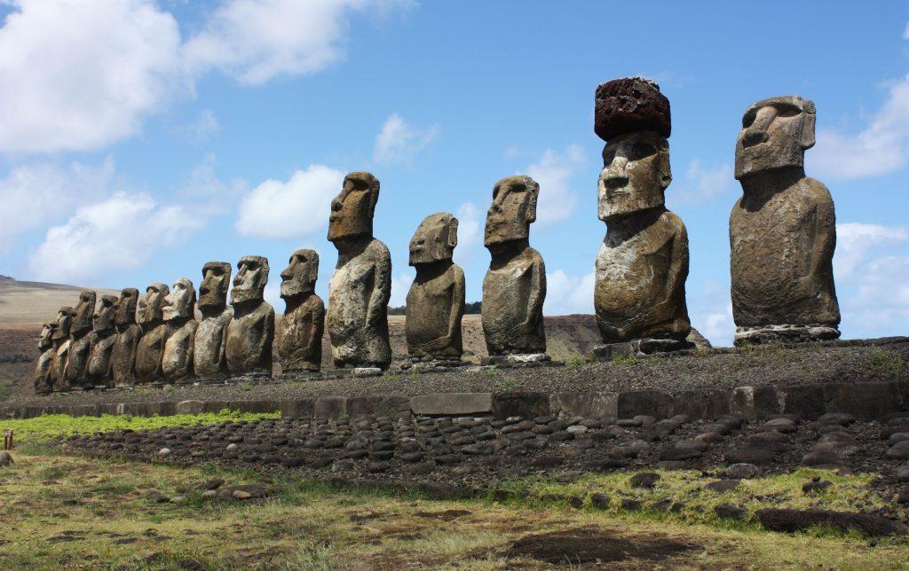 Easter Island, luxury travel destination
