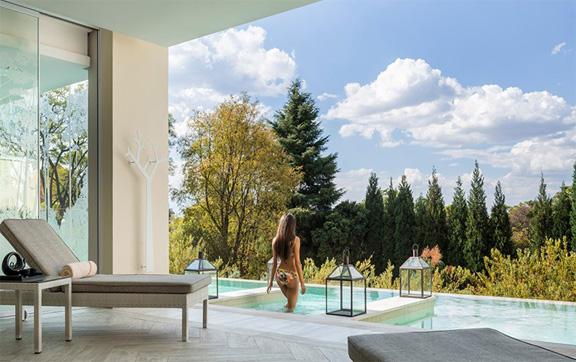 Four Seasons, Johannesburg, pool