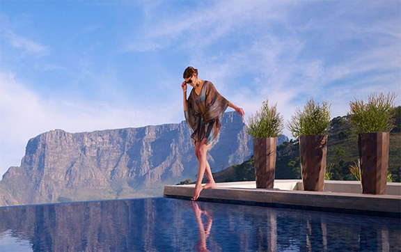 One&Only, Cape Town, South Africa pool and view