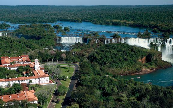 Otel Das Cataratas Iguassu Falls Brazil