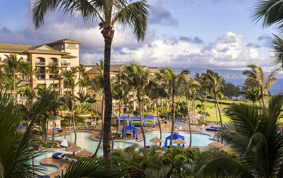 ritx calton maui, luxury accommodation, pool, view