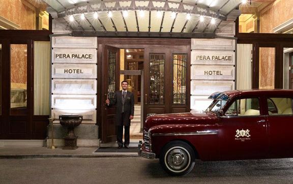 pera palace hotel, Pera Palace Hotel Jumeirah Istanbul Turkey