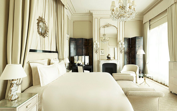 Bedroom - Ritz Paris