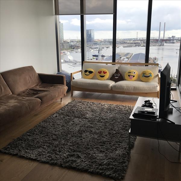 House Share Docklands, Melbourne $177pw, 2 Bedroom Apartment