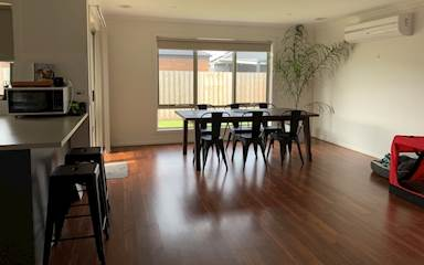 House share Armstrong Creek, Melbourne $190pw, 3 bedroom house
