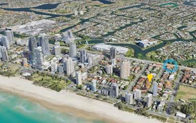 House share Broadbeach, Gold Coast and SE Queensland $250pw, 2 bedroom apartment