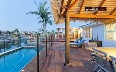 House share Broadbeach Waters, Gold Coast and SE Queensland $300pw, 4+ bedroom house