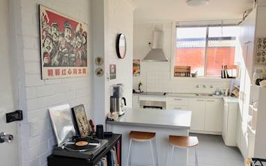 House share Abbotsford, Melbourne $360pw, 1 bedder/studio apartment