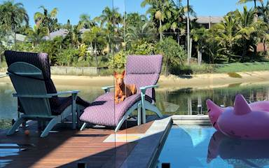 House share Broadbeach Waters, Gold Coast and SE Queensland $255pw, 4+ bedroom house