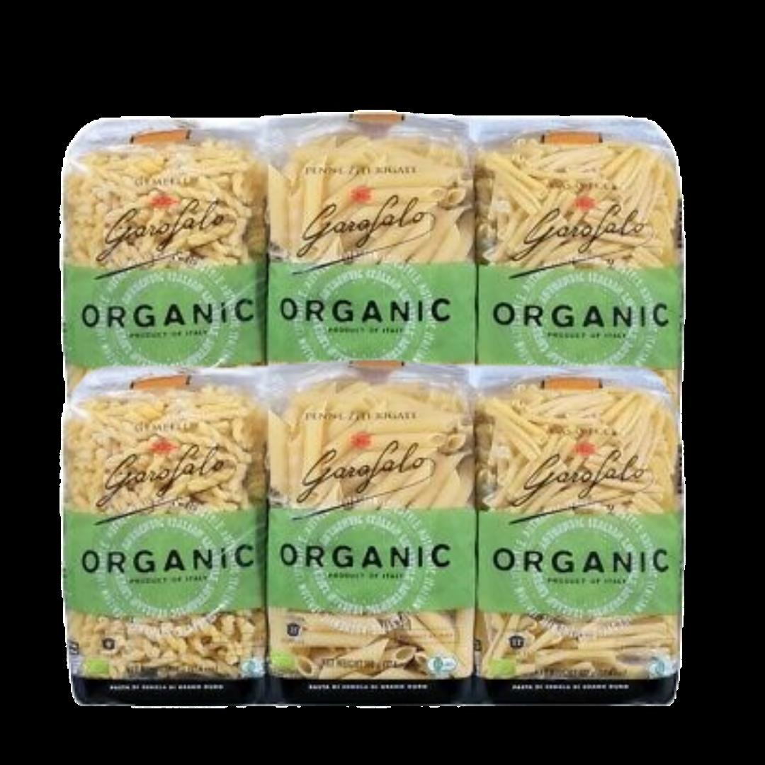 Garofalo Organic Variety Pasta 6X500G