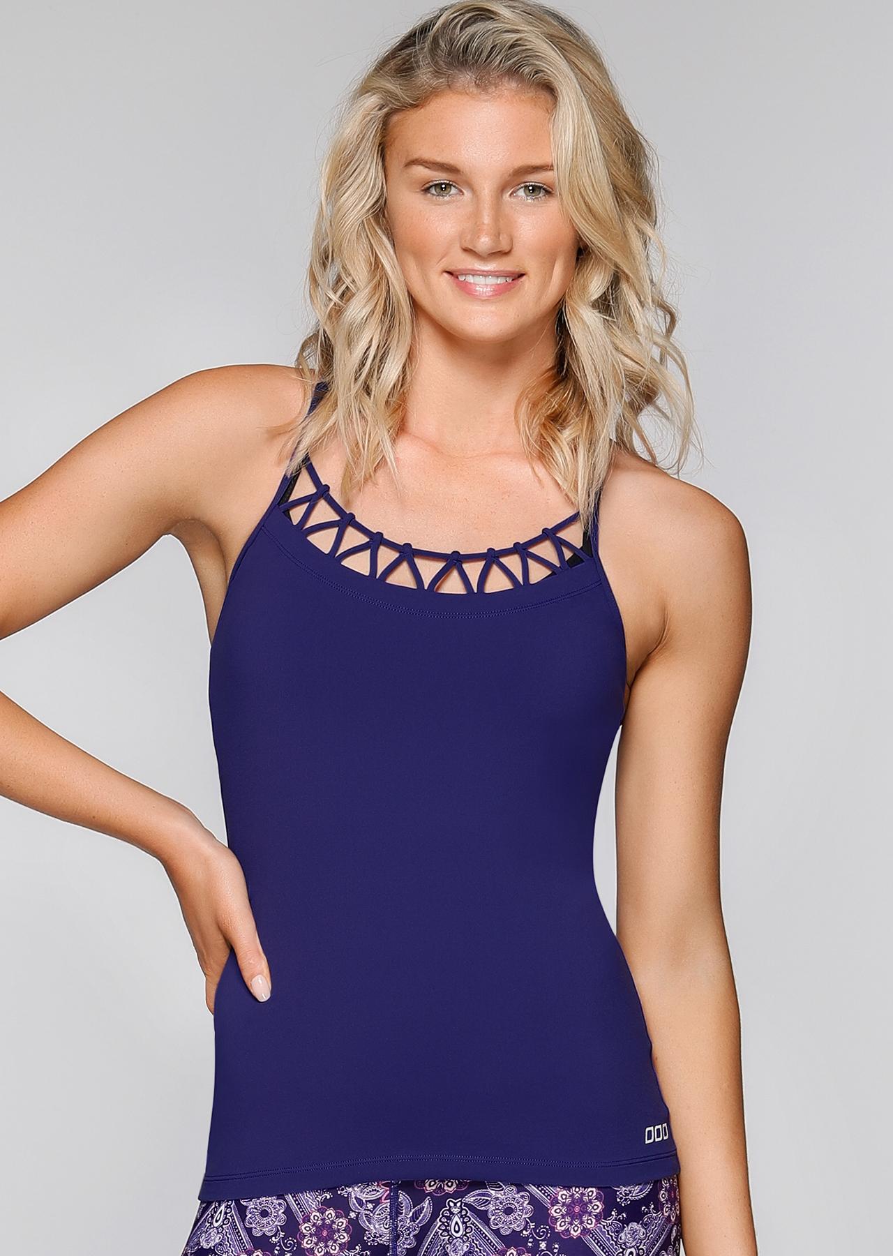 alexa excel tank purple 081712 dppl 1 - Sports & Fitness