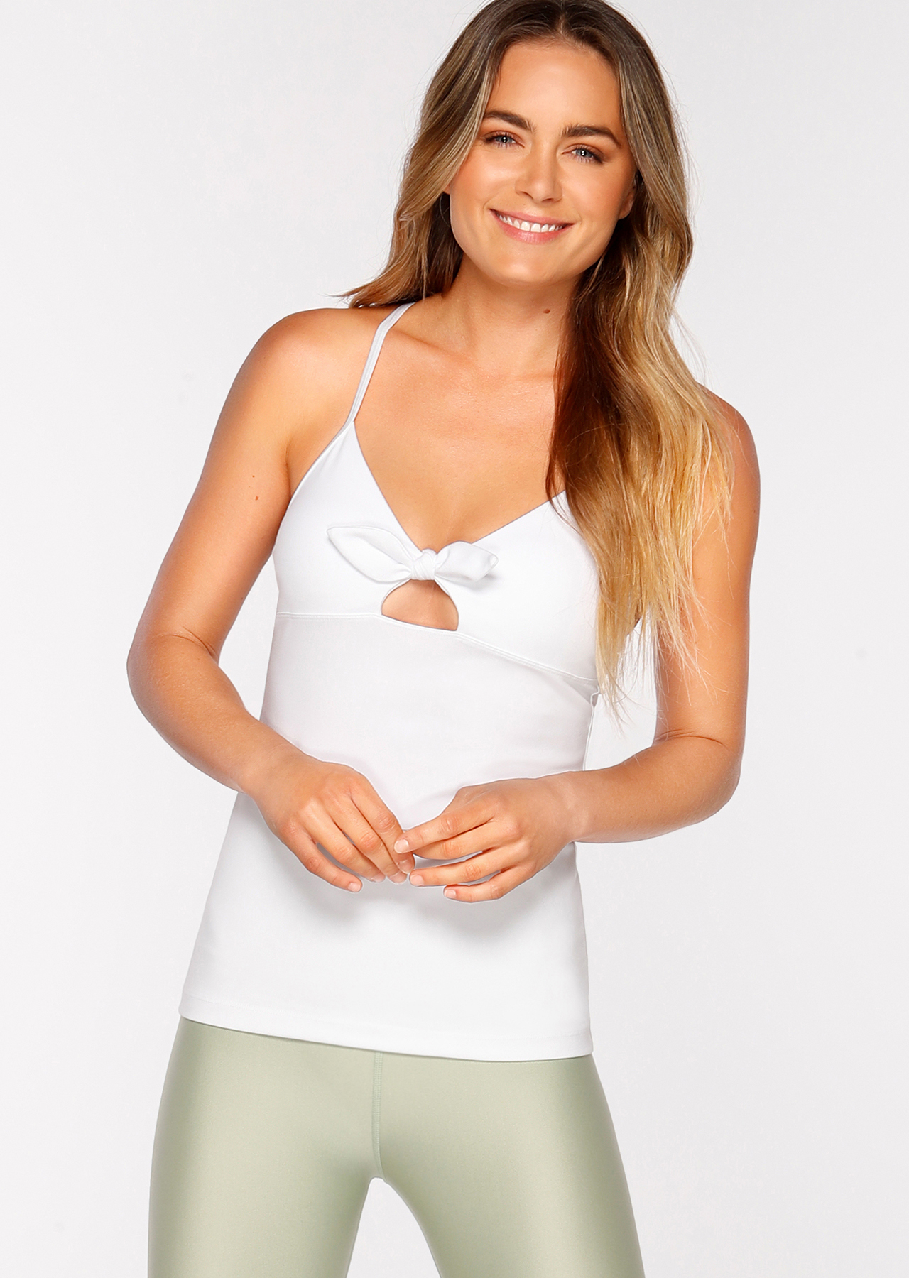 energy excel tank white 111813 w 1 - Sports & Fitness