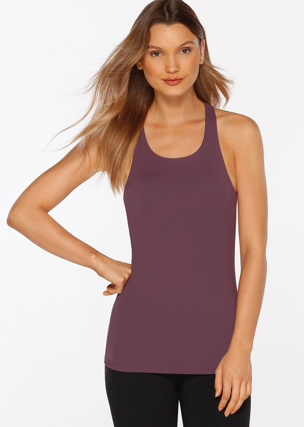 shape and define excel tank purple 071969 softvio 1 - Sports & Fitness