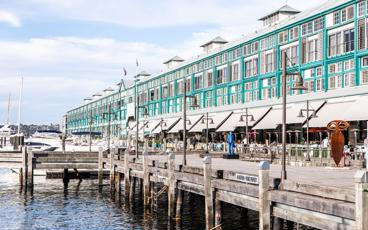 Enjoy Sydney Harbour Views at the Luxury Ovolo Woolloomooloo