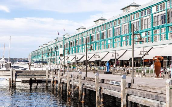 Enjoy Sydney Harbour Views at the Luxury Ovolo Woolloomooloo