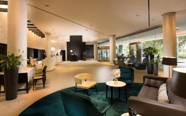 Enjoy a City Staycation at PARKROYAL Darling Harbour from just $199 for 2 people!