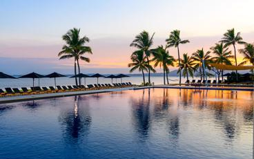 Save up to 30% on a Memorable 5, 7 or 10 Night Stay at the Stunning Hilton Fiji Beach Resort and Spa