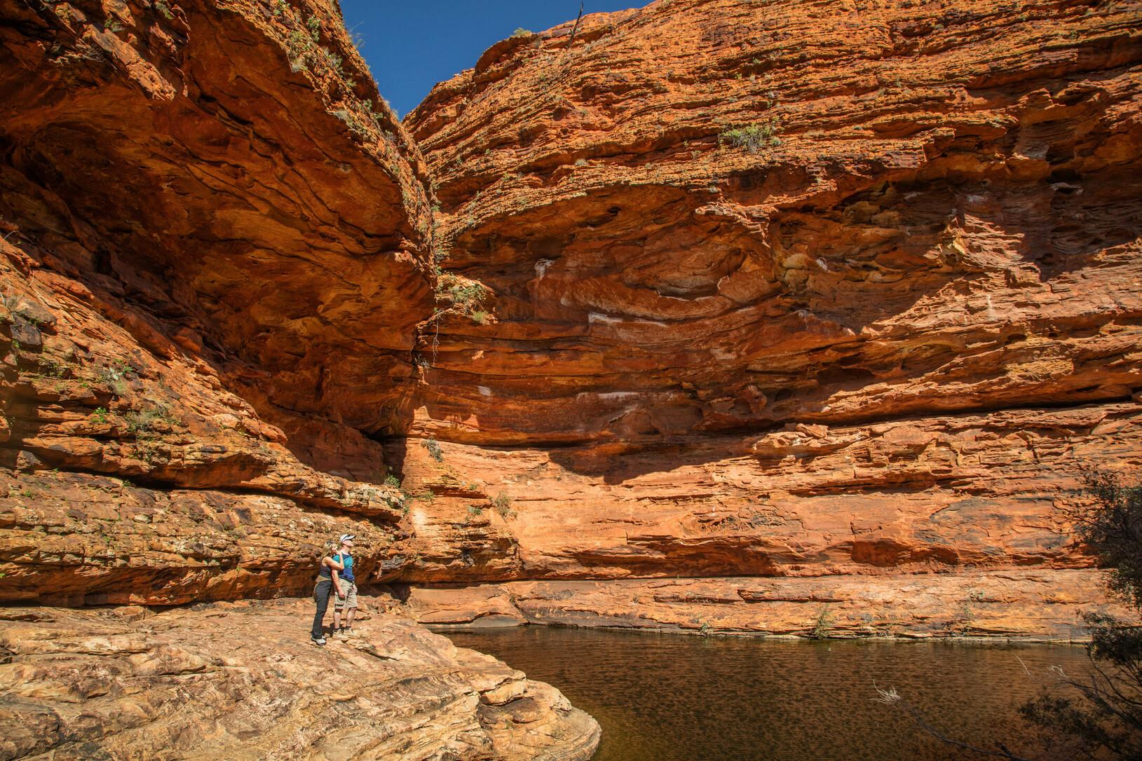 Explore the Red Centre on this 7 Day Outback Camping Adventure