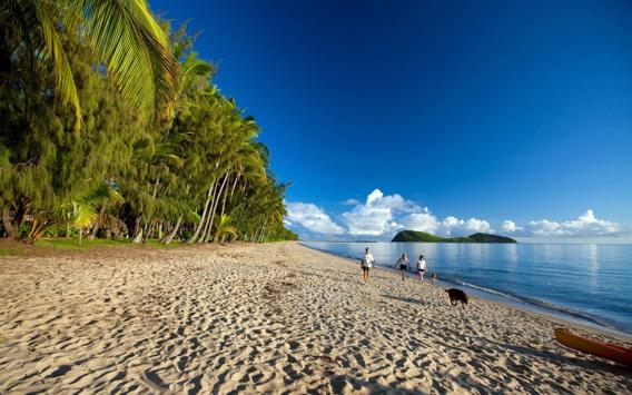 Enjoy 2, 3 or 4 Nights in the Tropical Village of Palm Cove at Hotel Grand Chancellor Palm Cove