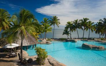 Enjoy a 5, 7 or 10 Night Stay at the Doubletree Resort by Hilton Fiji
