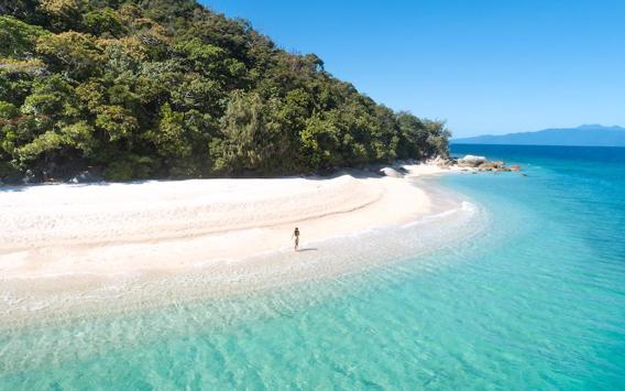 Enjoy a Tropical Island Escape at Fitzroy Island Resort
