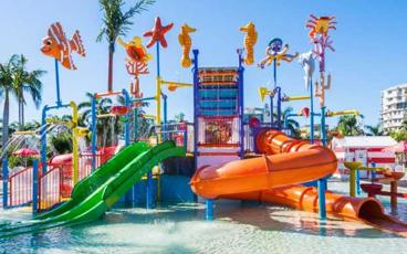 Enjoy a Stay at Oaks Oasis Resort - One of the Top 10 Family Resorts in Australia
