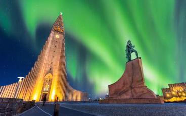 Spend 8 unforgettable days touring Iceland including return international airfares