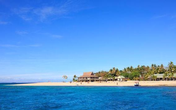 Enjoy 4, 6 or 8 Nights at the All Inclusive Beachcomber Island Resort Fiji