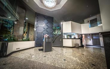 Treat Yourself to a Deluxe 1, 2 or 3-Bedroom Apartment at The York by Swiss-Belhotel Sydney