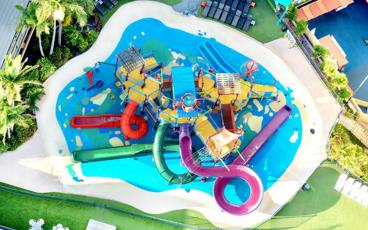 Treat the Family to 3 or 5 Nights at Paradise Resort Gold Coast