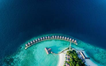 Treat Yourself to 5 or 7 Nights in a Luxury Villa at Grand Park Kodhipparu Maldives