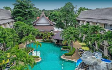 Enjoy a family stay at the stunning Centara Kata Resort, Phuket