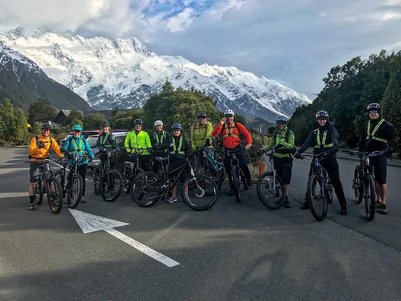 Save 20% - 6 day Alps to Ocean Biking Adventure
