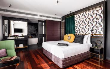 Enjoy 5-Star Luxury at the Quirky QT Perth