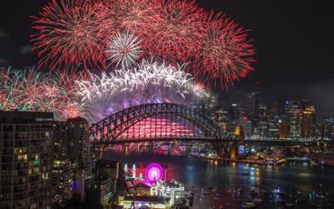 Get the Best View for New Year's Eve at View Sydney