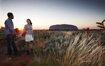 Enjoy a 3 night Red Centre escape including accommodation