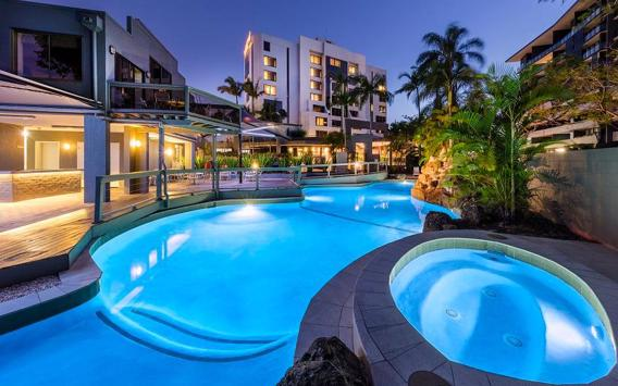 Enjoy 1, 2 or 3 Nights at the Riverfront View Hotel Brisbane
