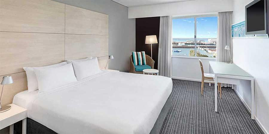 Stay in the Heart of the Action at Vibe Hotel Darwin Waterfront
