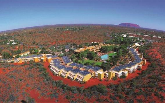 Discover the Wonders of Uluru at Sails in the Desert