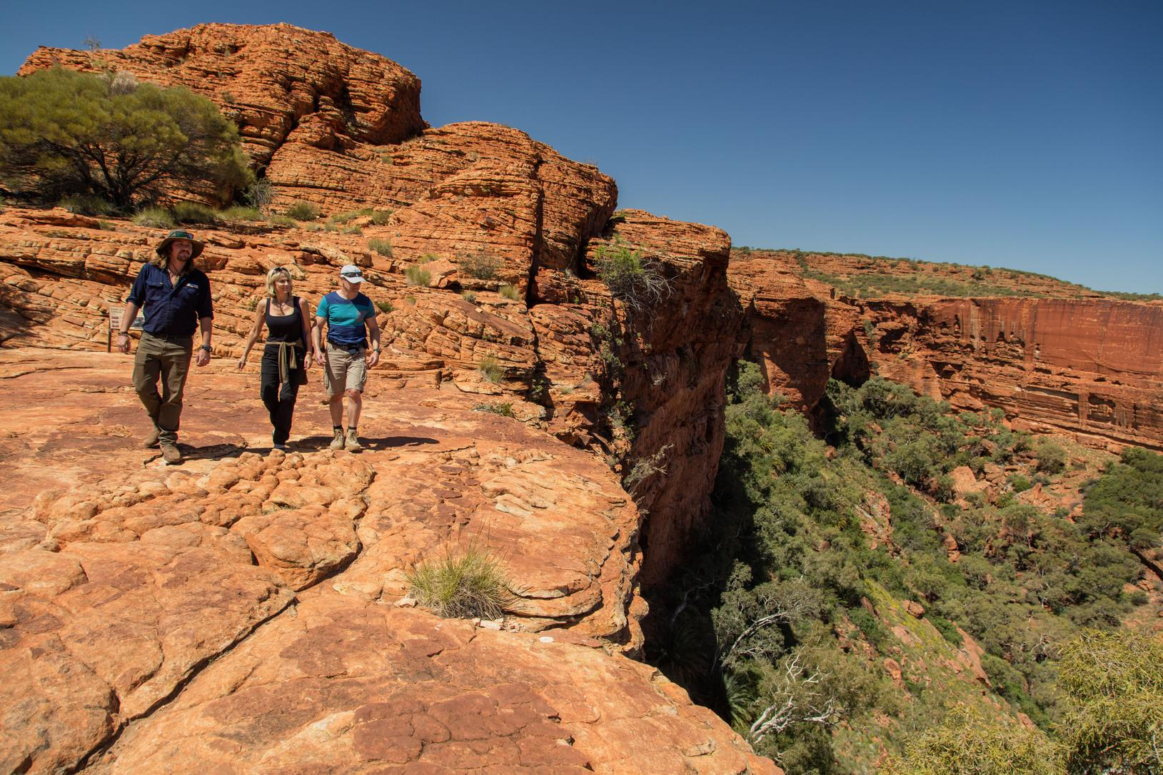 Explore the most Iconic Sights in the Red Centre with this 7 Day Package
