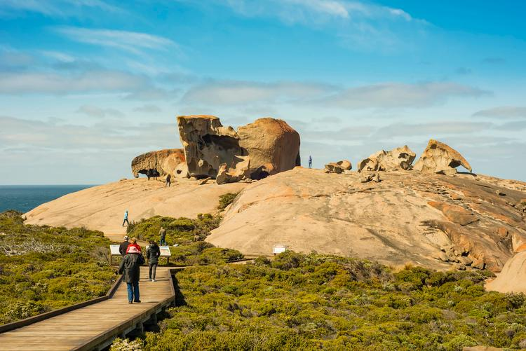 Enjoy 6 Days/5 Nights Exploring Deluxe Adelaide, Kangaroo Island & Barossa Valley