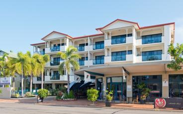 Stay in the Tropical Heart of Townsville at Park Regis Anchorage