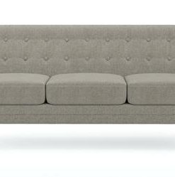 Shelly 3 Seater Sofa - Storm Grey