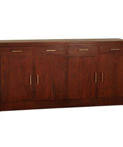 Elysee Mahogany 4 Door Buffet