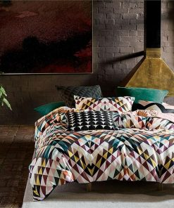 Hoffman Quilt Cover Set
