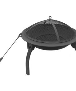 Jarvy 30 Inch Portable Fire Pit