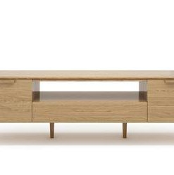 Siena Entertainment Unit - Oak